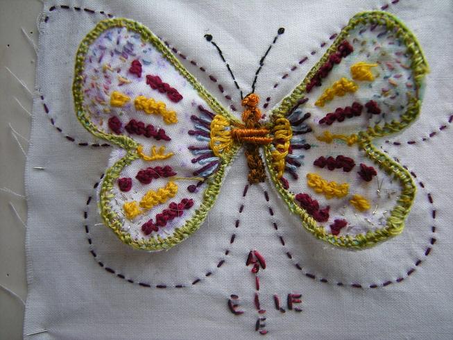 Papillon pour Caro 002