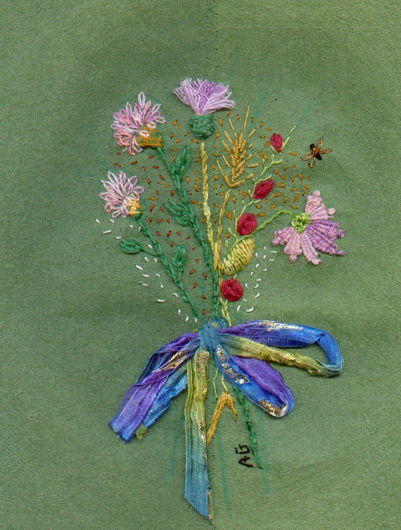 fleurs d'Isa
