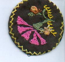 sanil and flower pin- keep1