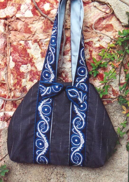 sac au galon de Provence