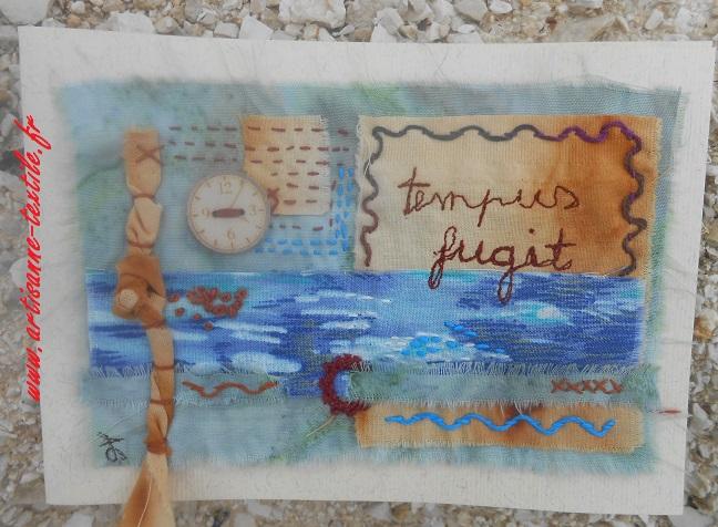 La teinture DIY à la rouille, idée du temps qui passe