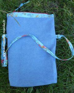 sac DIY en jean
