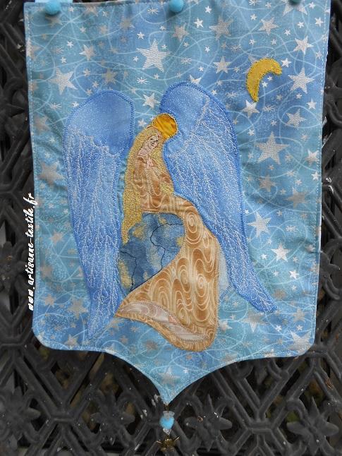 Ange d'après Guylaine Legentil à Collioure