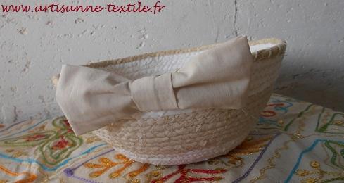 corbeille textile 1