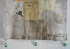 teintures-naturelles, Eco-print DIY