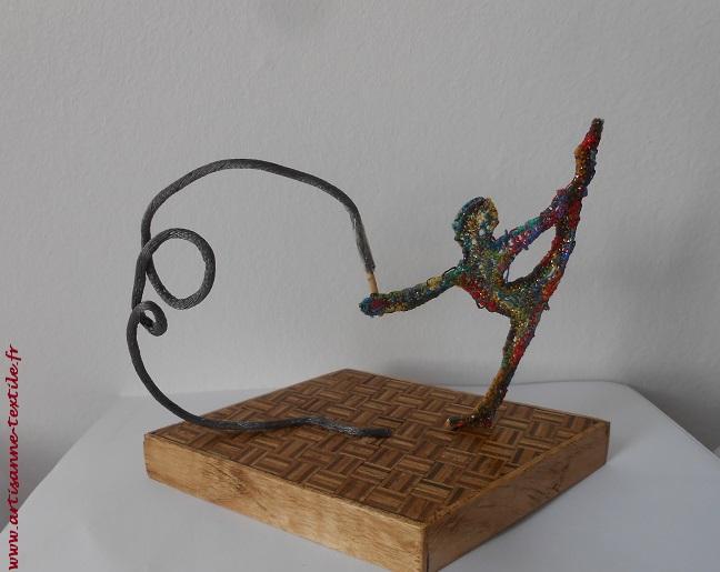 Figure libre comme l'art 1