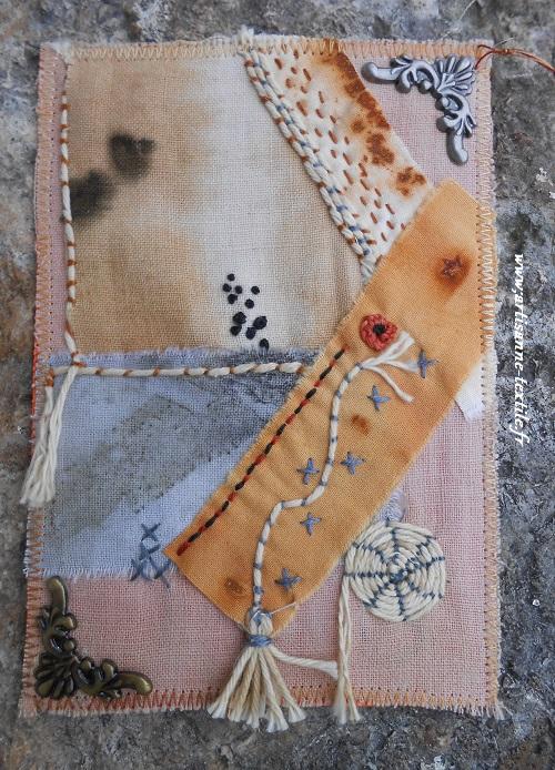 Creativité née des chutes de tissu DIY