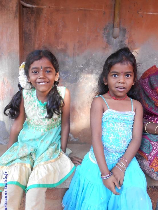 Inde: enfants