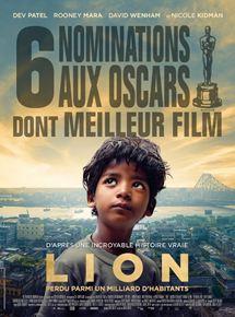 Le film LION, en salle 2017