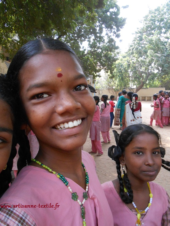 jeune indienne Inde du sud