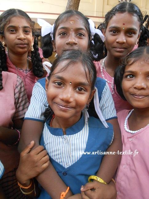 tharagambadi ou Tranquebar, Tamil- Nadu (Inde)