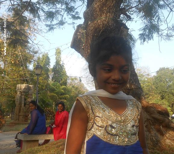Enfant indienne (Pongal)