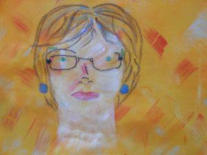 Autoportrait stage de St-Yrieix
