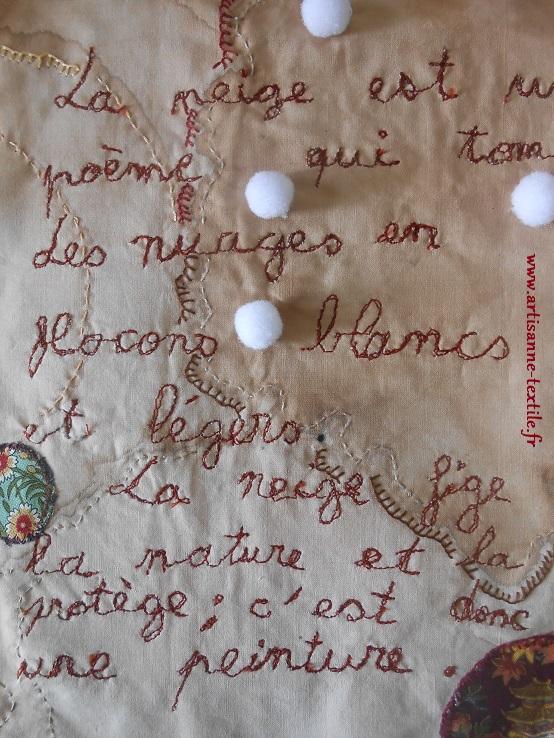 Livre- rouleau textile 1