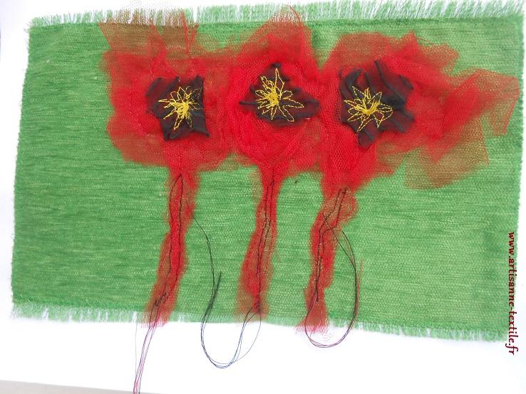 Tableau textile 1