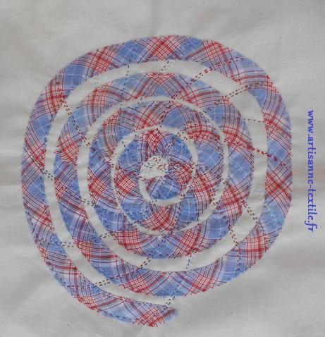 patchwork et slow stitching