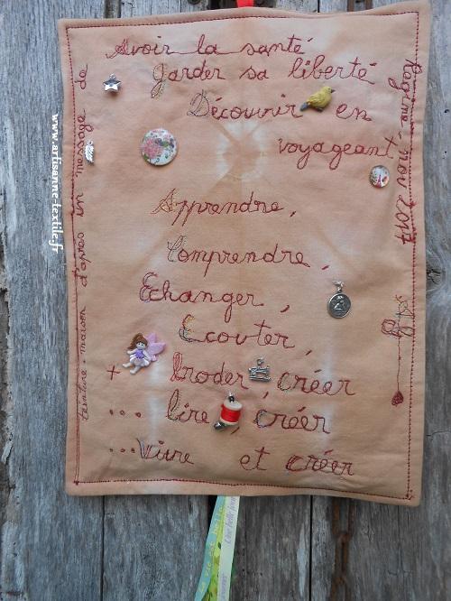 voeux textiles pour Régine (2)