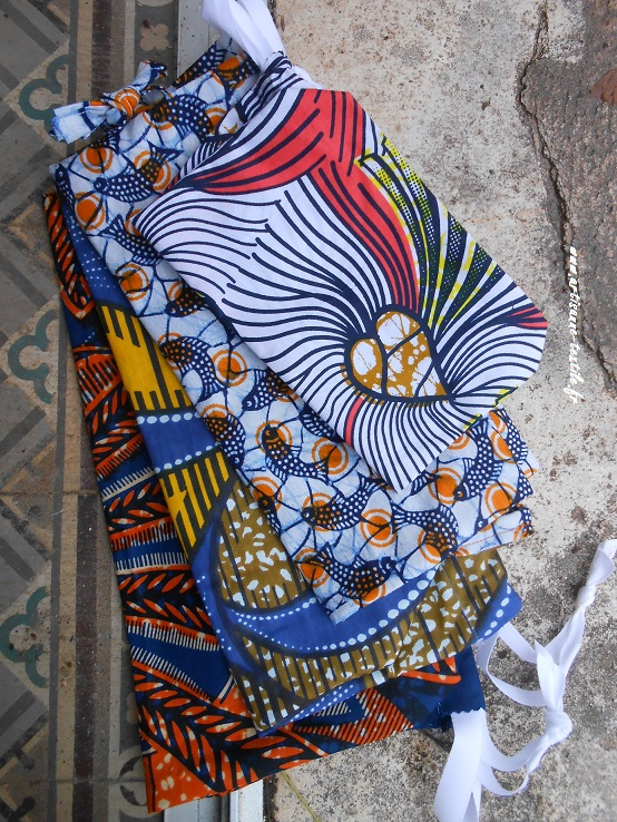 Pagnes africains 1