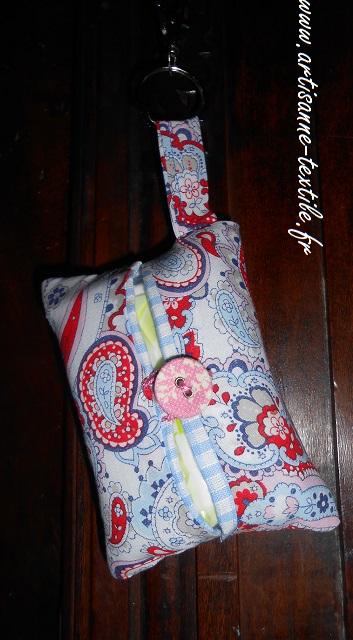 couture 3: Etui de mouchoirs
