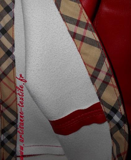 """couture 1, la jupe Façon Burberry""""sx"""