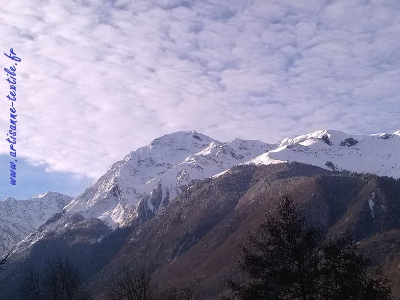 Pyrénées depuis Loudenvielle