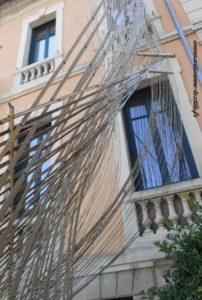 expo fondation Datris sculpture textile 2