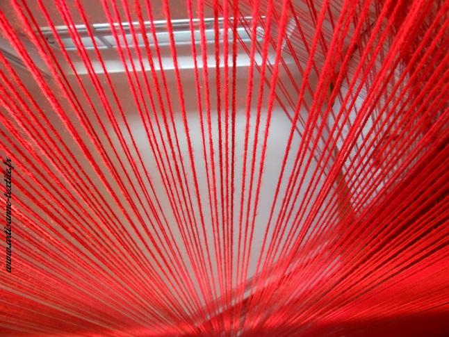 expo fondation Datris sculpture textile 3