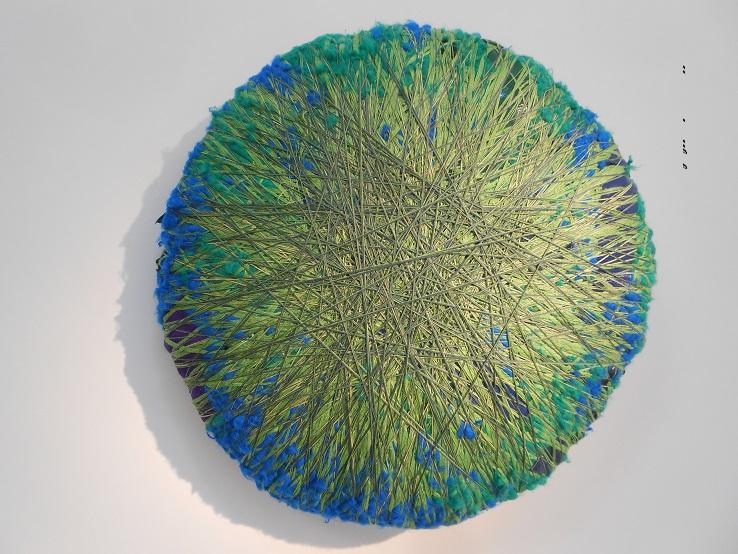 Expo sculpture textile, fondation Datris