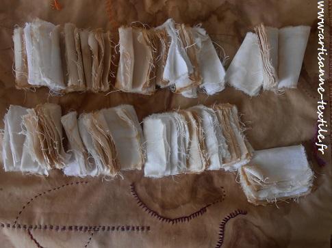 mandala textile des livres oubliés