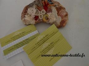 Journées du Patrimoine, atelier en partage: celui de l'artisane textile