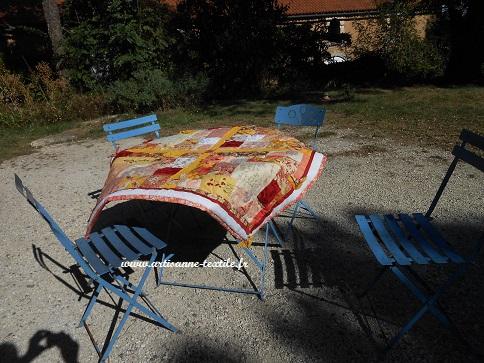 Jardin d'Amélie au soleil d'automne