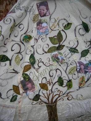 robe de Mémoire 6: l'arbre aux filles