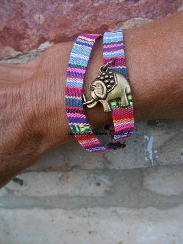 étuis à lunette et bracelets liens-doubles 3