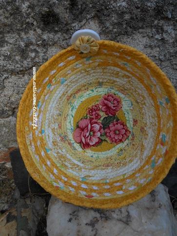 La corbeilles de l'artisane textile