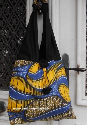 Commande textile: un 1° sac cousu 1