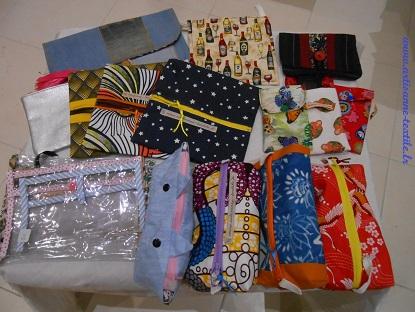 boutique d e3 jours: l'artisane textile