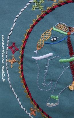 Kimono d'homme DIY artisanne-textile