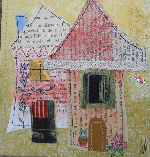 des cartes maison sur la maison artisanne textile. Black Bedroom Furniture Sets. Home Design Ideas